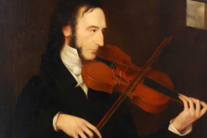 Паганини (Paganini) Никколо (1782-1840) - итальянский скрипач, композитор.