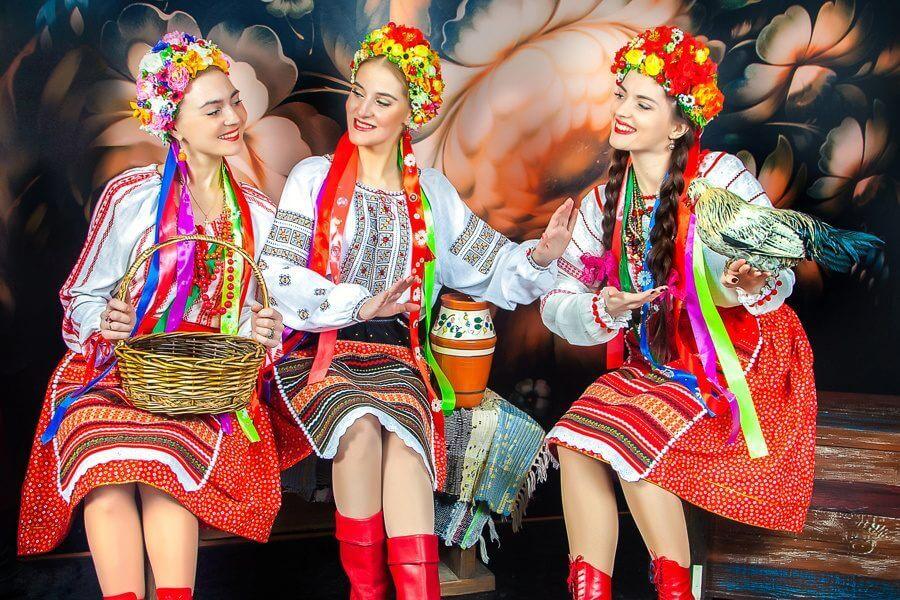Украинская народная музыка