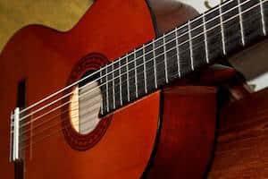 Звук гитары