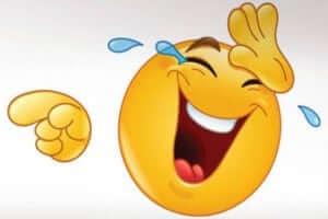 Звук смеха